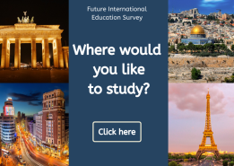 International Education - A Market Research